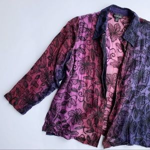 August Max Boho Layer Piece or Top